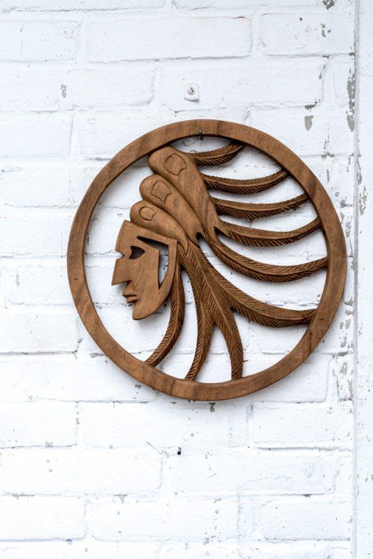 indian, wood indian, wood indian