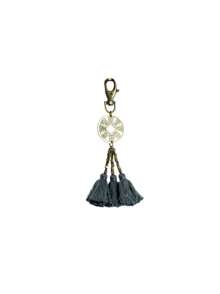 key mala lucky coin, key ring, lucky coin, bag charm, bag charm lucky coin